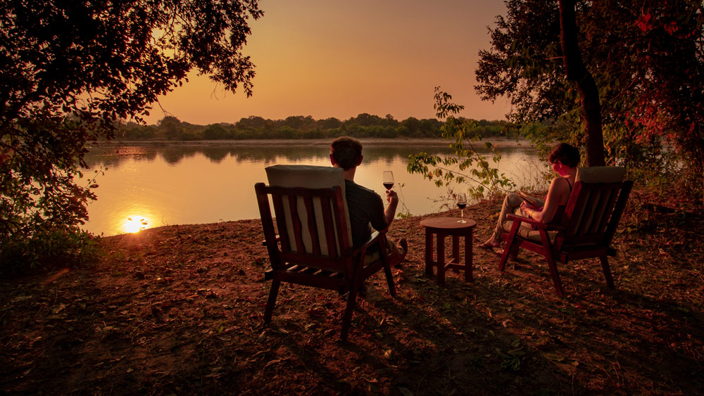 Tented Accommodation, Luambe Conservation Project, Luangwa Valley -