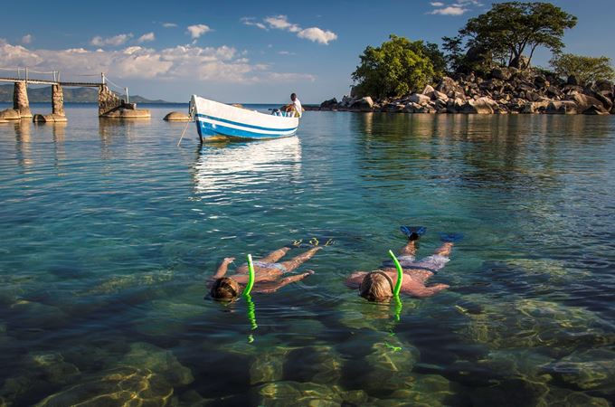 Kaya Mawa Snorkelling