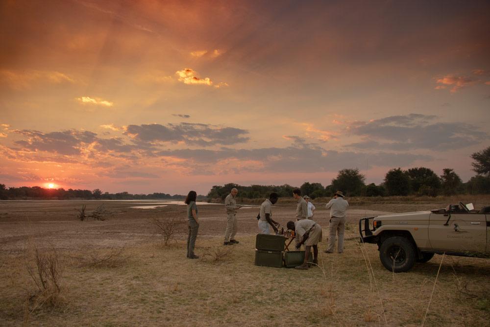 Luambe Sep Luangwa Valley Luambe National Park Luangwa Valley Zambia