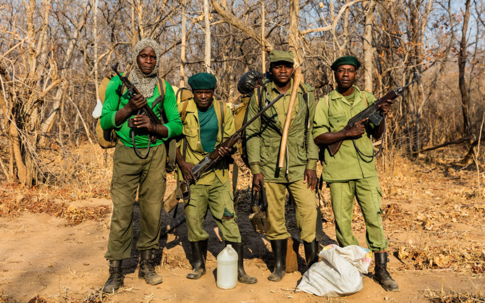 Luambe Conservation Project - Conservation Goal